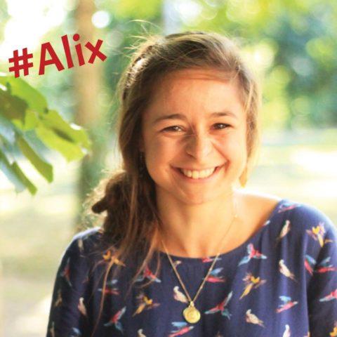 #team Découvrez Alix